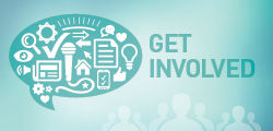 View our Get Involved page