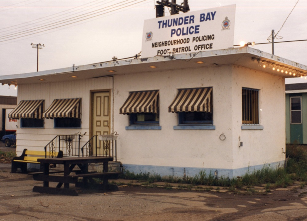 Thunder Bay Police Dept - 002