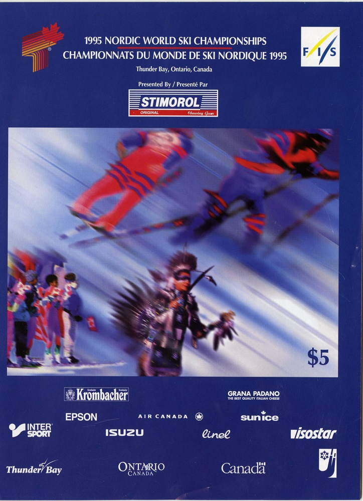 Nordic Winter Games - Booklet - Front