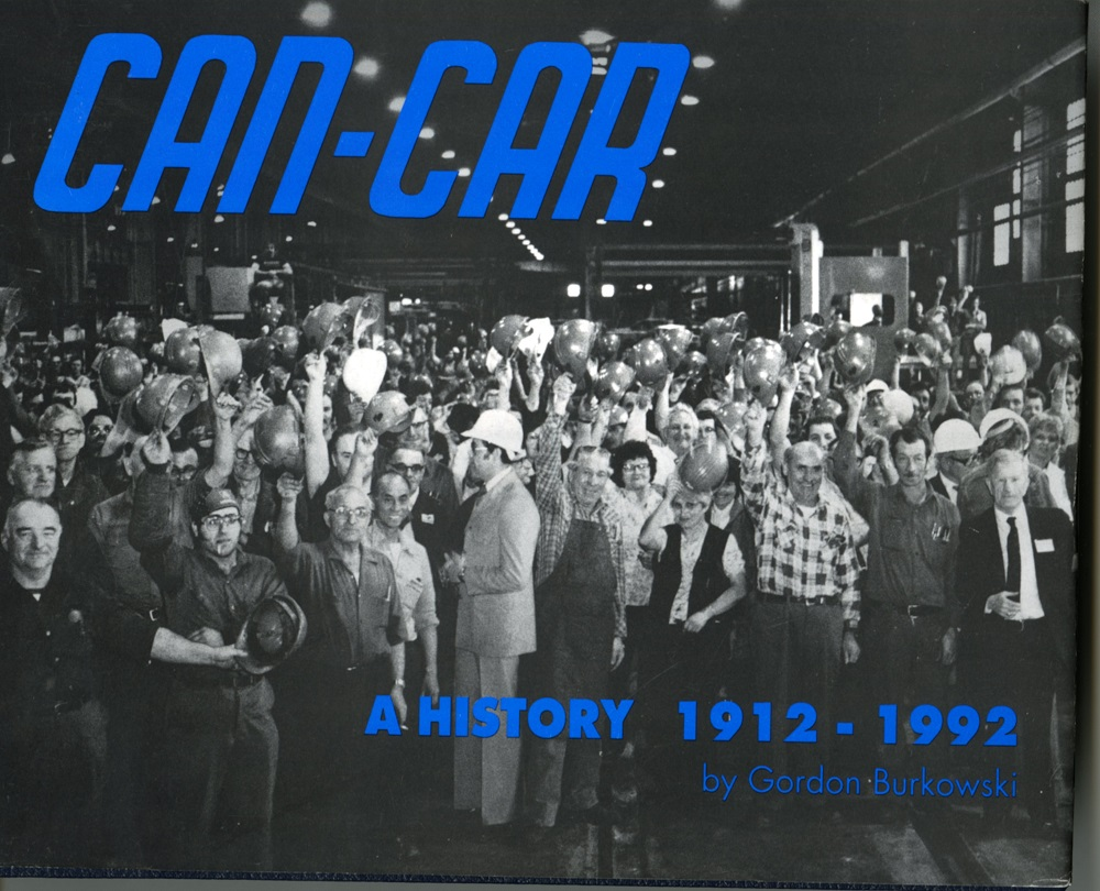 Can-Car - History Book - Front