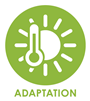 Climate Adaptation working group icon
