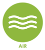 Air working group icon