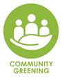 Community Greening working group icon
