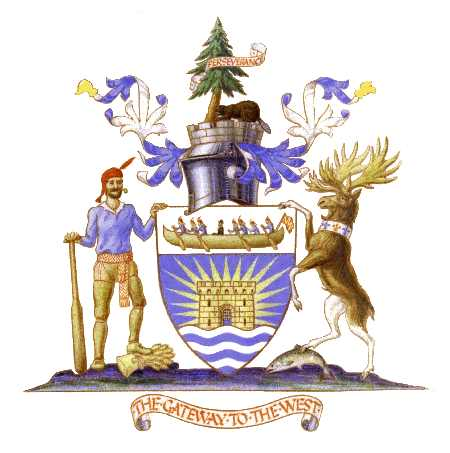 Thunder Bay Coat of Arms