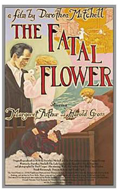 The Fatal Flower poster