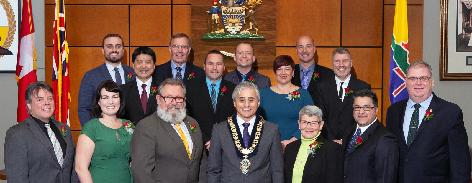 2018-2022 Thunder Bay City Council