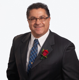Councillor Albert Aiello