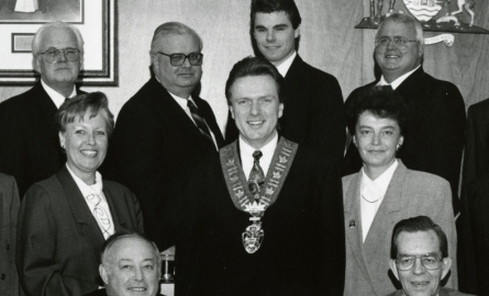 Photo of Historic City Council