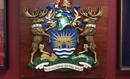 City of Thunder Bay Coat of Arms
