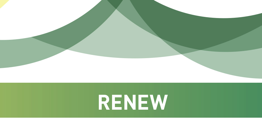 Renew cover image