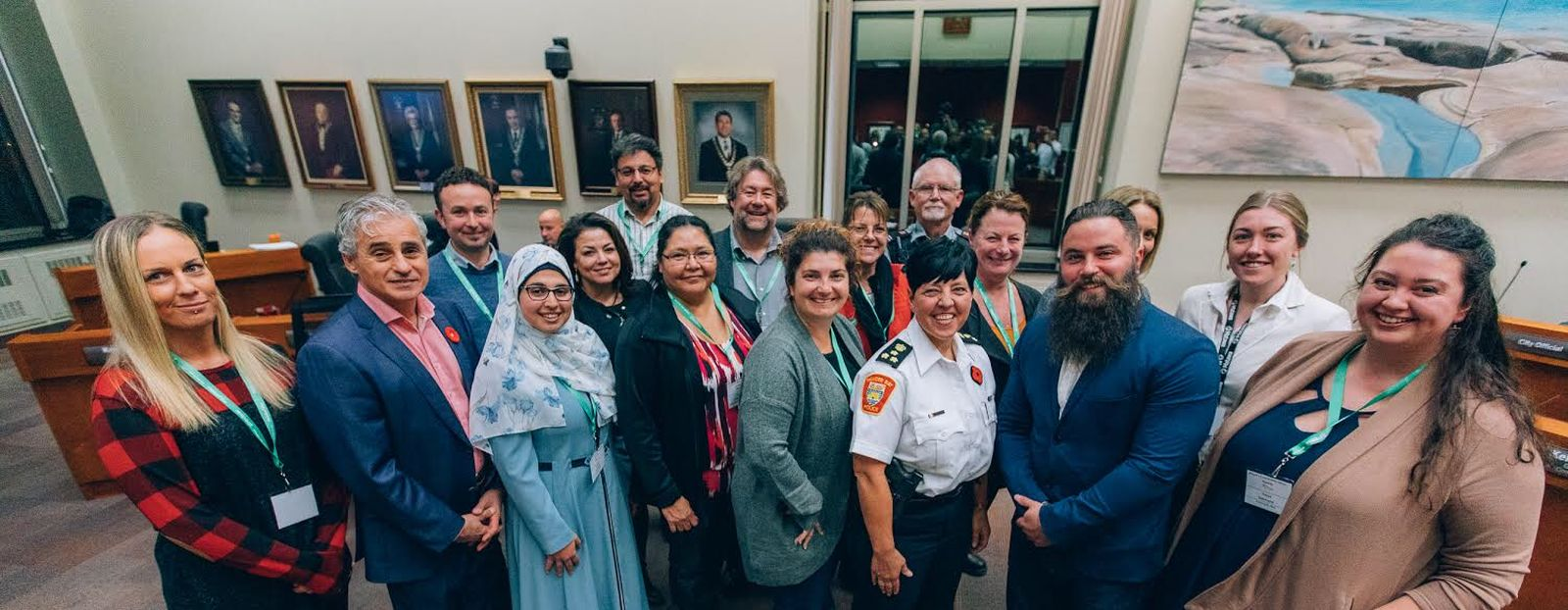 photos of Mayor's Community Safety Awards