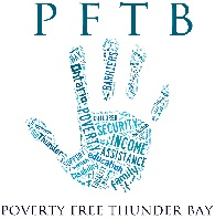 Poverty Free Thunder Bay Logo