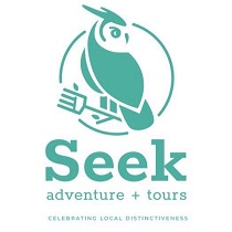 Seek Adventure and Tours Logo