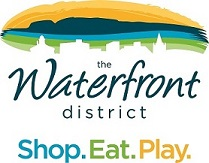 The Waterfront District Logo