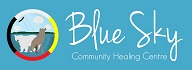 Blue Sky Community Healing Centre Logo