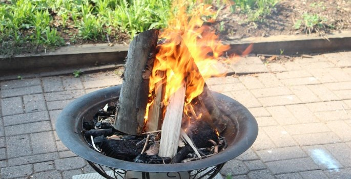 recreational fire burn permit