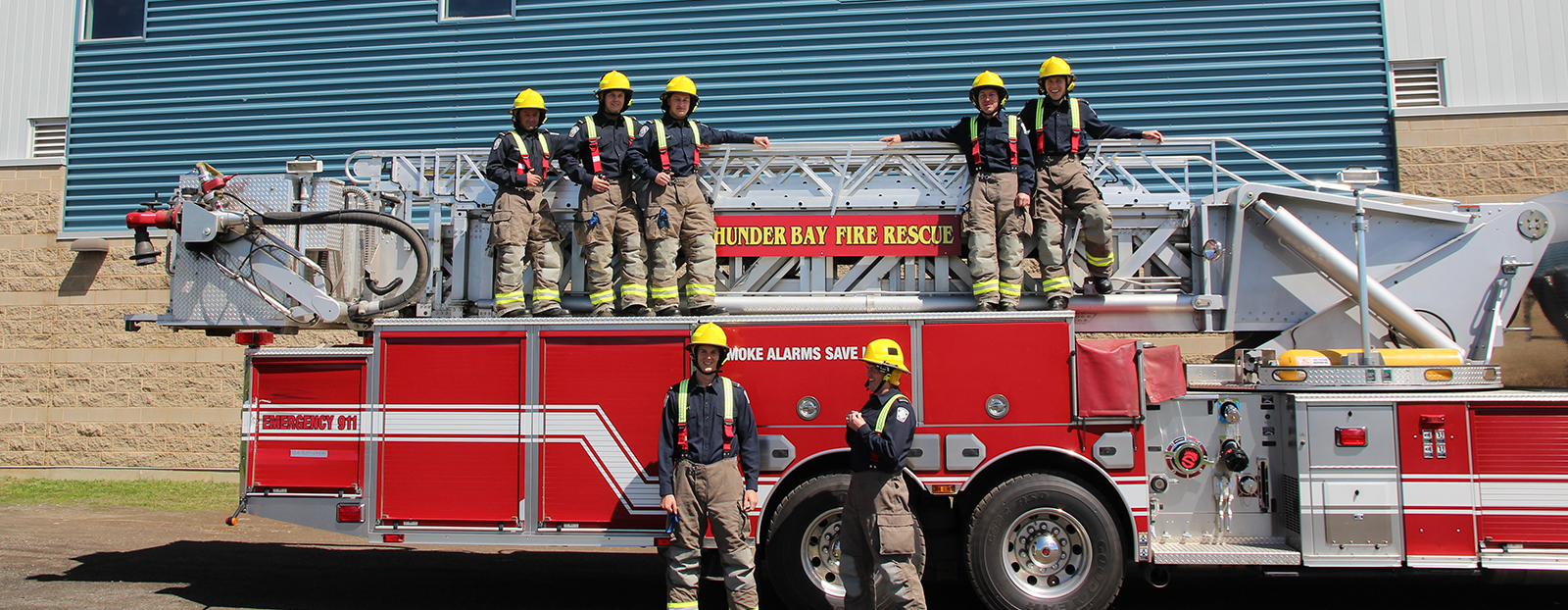 About Tbay Fire Rescue