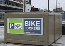 Cycle Safe Bike Parking unit