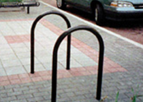 Dero Bike Parking apparatus