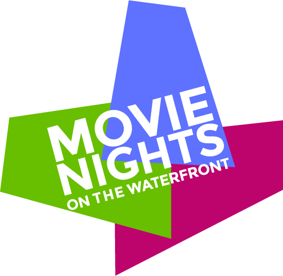 Movie Nights on the Waterfront logo