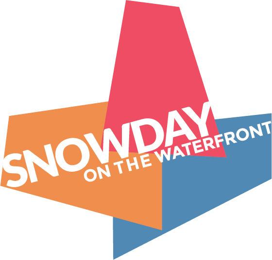 SnowDay on the Waterfront logo