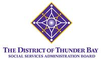 District of Thunder Bay Social Services Administration Board Logo