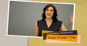 "Amy Sellors - Neigh ""Burger"" Day Video"