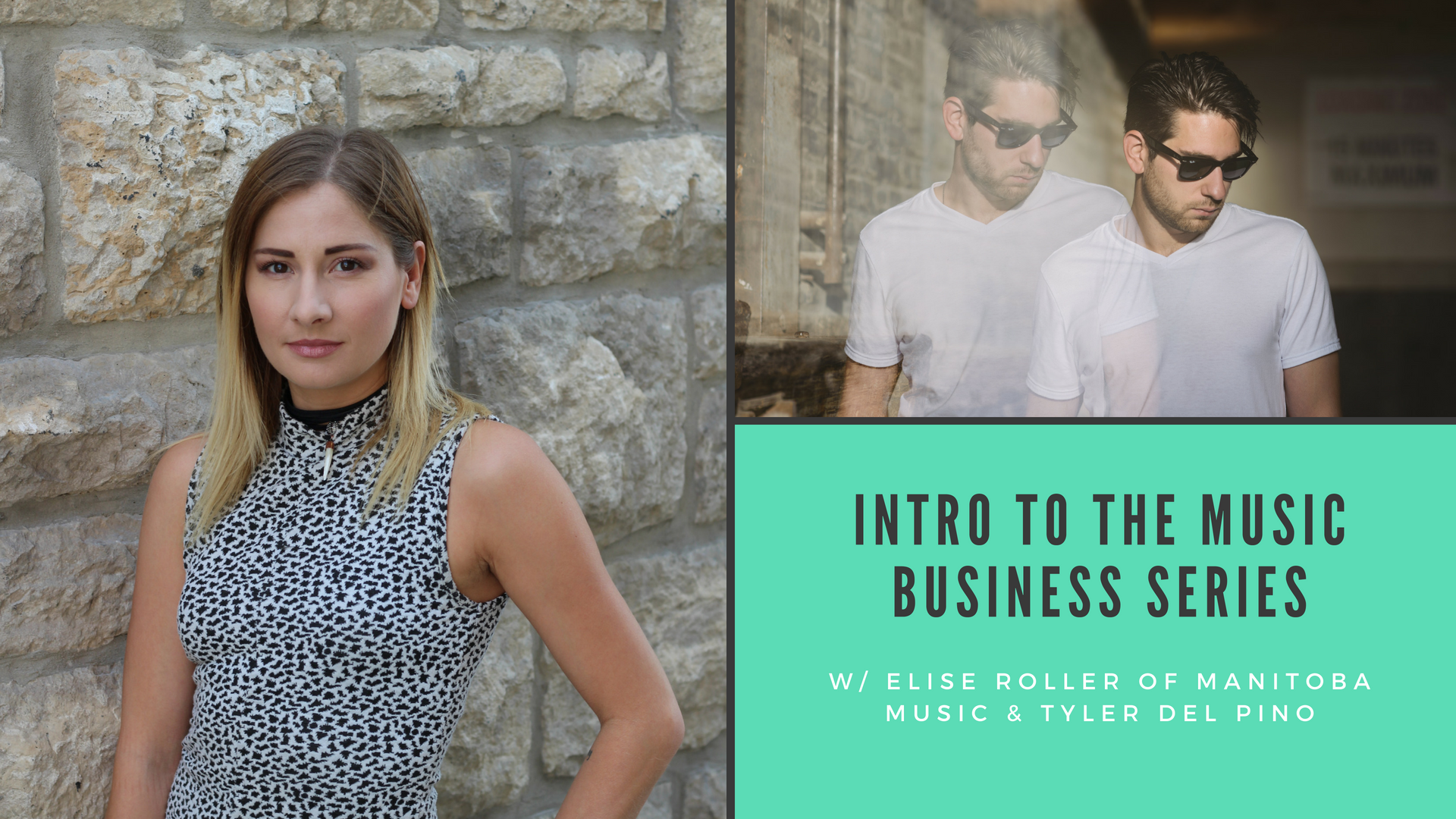Intro to the Music Business Series