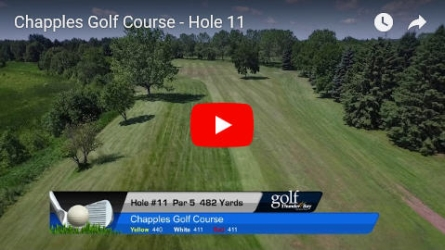 Chapples Hole 11 Video
