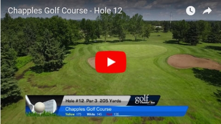 Chapples Hole 12 Video