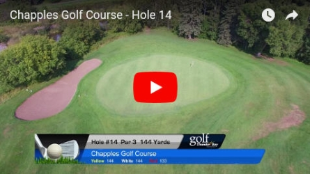 Chapples Hole 14 Video