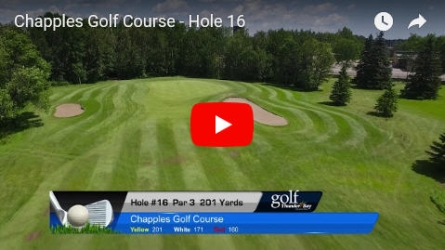 Chapples Hole 16 Video