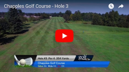 Chapple Hole 3 Video
