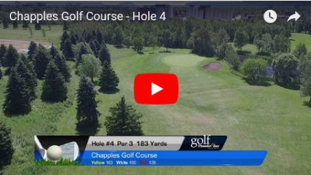 Chapples Hole 4 Video