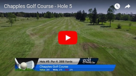 Chapples Hole 5 Video