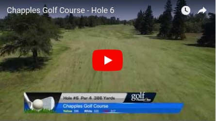 Chapples Hole 6 Video