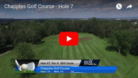 Chapples Hole 7 Video