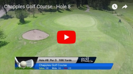 Chapples Hole 8 Video