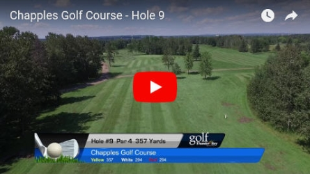 Chapples Hole 9 Video