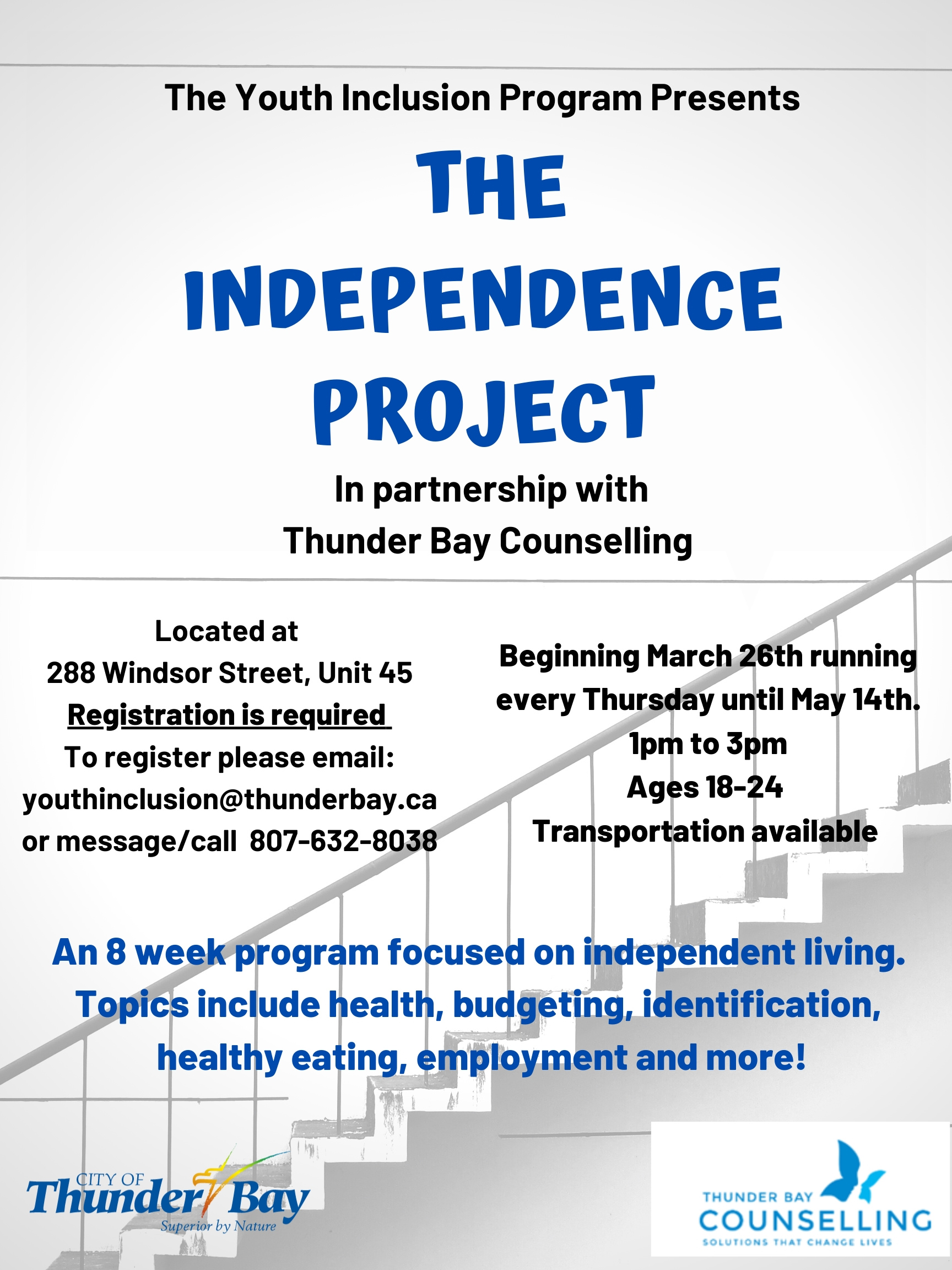 Independence Project Poster