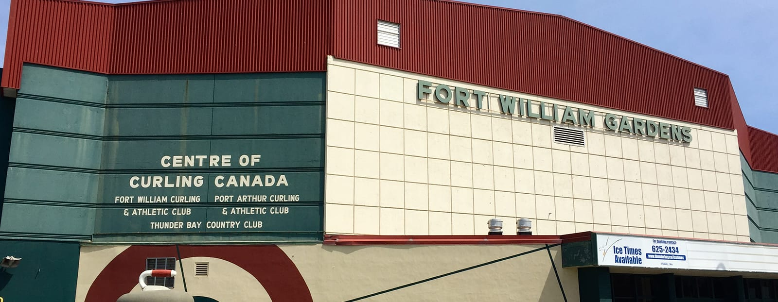 fort williams curling and athletic club
