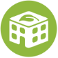 Green building icon